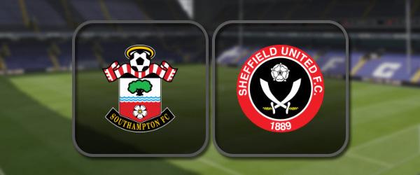 Саутгемптон - Шеффилд Юнайтед: Лучшие моменты