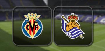 Вильярреал - Реал Сосьедад