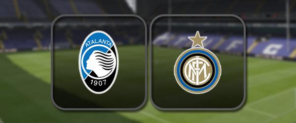 Аталанта - Интер: Полный матч и Лучшие моменты