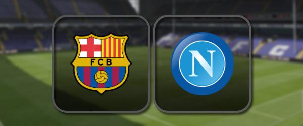 Барселона – Наполи: Полный матч и Лучшие моменты
