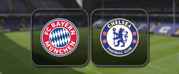 Бавария – Челси онлайн трансляция