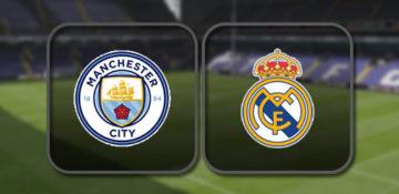 Манчестер Сити – Реал Мадрид