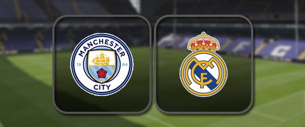 Манчестер Сити – Реал Мадрид онлайн трансляция