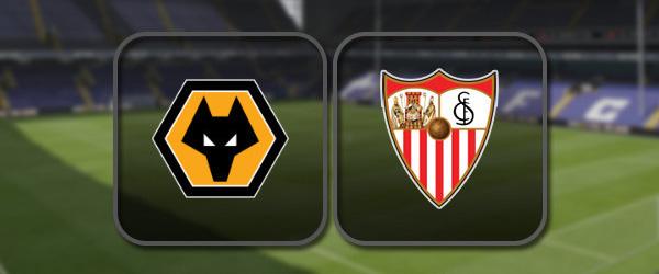 Вулверхэмптон – Севилья: Полный матч и Лучшие моменты