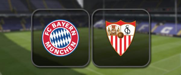 Бавария – Севилья: Полный матч и Лучшие моменты