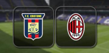Кротоне - Милан