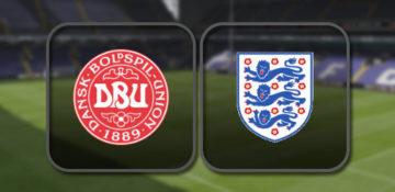 Дания – Англия