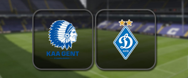 Гент – Динамо Киев онлайн трансляция