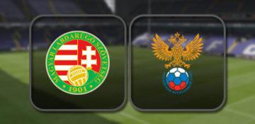 Венгрия – Россия