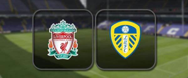 Ливерпуль - Лидс: Полный матч и Лучшие моменты