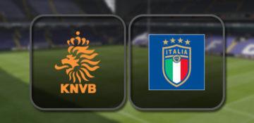 Нидерланды – Италия