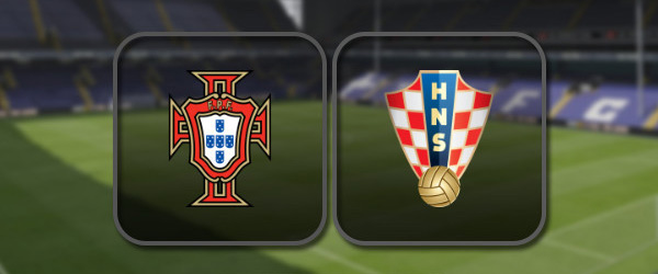 Португалия – Хорватия онлайн трансляция
