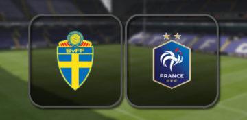 Швеция – Франция