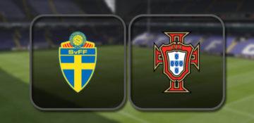 Швеция – Португалия