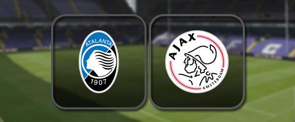 Аталанта – Аякс: Полный матч и Лучшие моменты