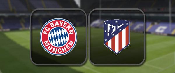 Бавария – Атлетико онлайн трансляция