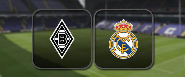 Боруссия М – Реал Мадрид: Полный матч и Лучшие моменты