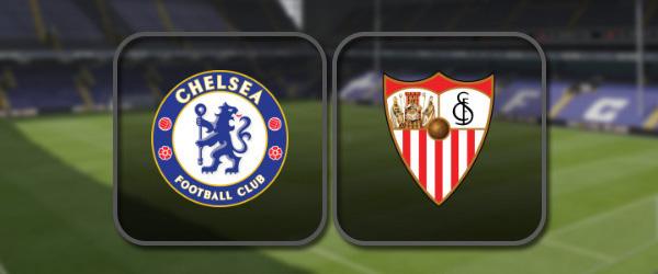 Челси – Севилья: Полный матч и Лучшие моменты