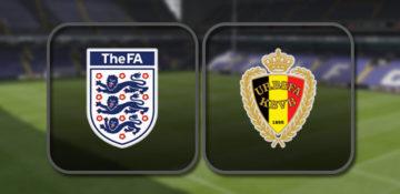 Англия – Бельгия