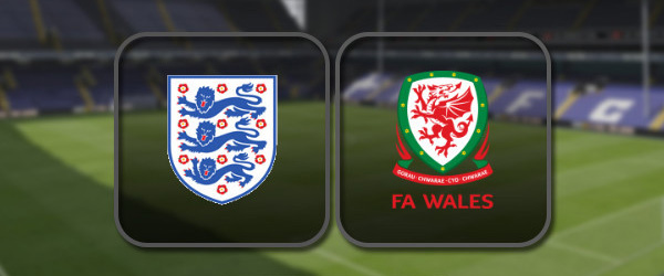 Англия – Уэльс онлайн трансляция