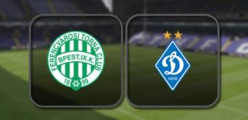 Ференцварош – Динамо Киев