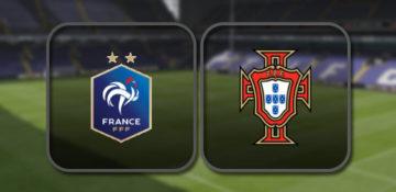 Франция – Португалия