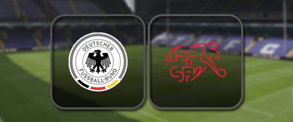 Германия – Швейцария онлайн трансляция