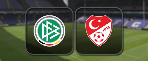Германия – Турция: Лучшие моменты