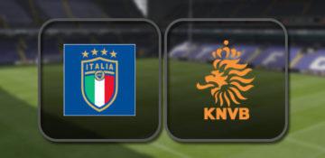 Италия – Нидерланды