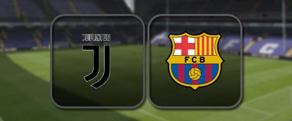 Ювентус – Барселона: Полный матч и Лучшие моменты