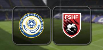 Казахстан – Албания