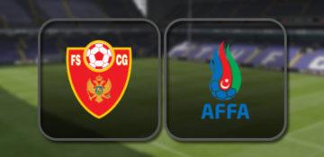 Черногория – Азербайджан