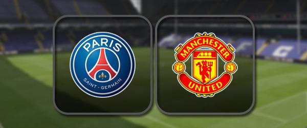 ПСЖ – Манчестер Юнайтед: Полный матч и Лучшие моменты