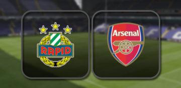 Рапид Вена – Арсенал
