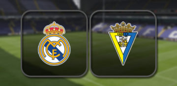 Реал Мадрид - Кадис