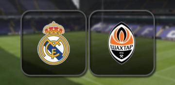 Реал Мадрид – Шахтер