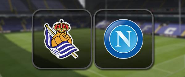 Реал Сосьедад – Наполи онлайн трансляция
