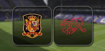 Испания – Швейцария