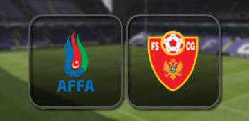 Азербайджан – Черногория