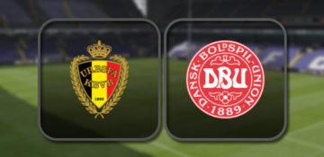 Бельгия – Дания