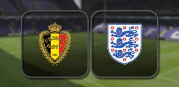 Бельгия – Англия