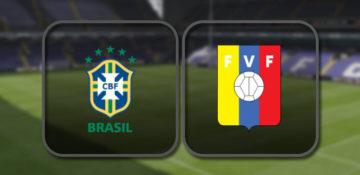 Бразилия – Венесуэла