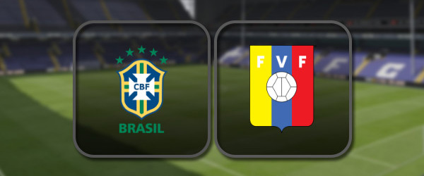 Бразилия - Венесуэла: Полный матч и Лучшие моменты