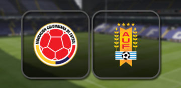 Колумбия – Уругвай