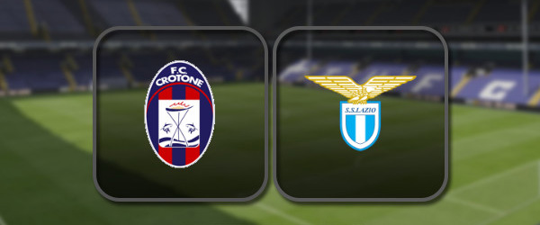 Кротоне - Лацио: Полный матч и Лучшие моменты