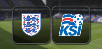Англия – Исландия