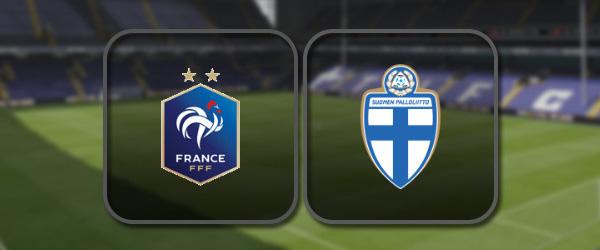 Франция - Финляндия: Полный матч и Лучшие моменты