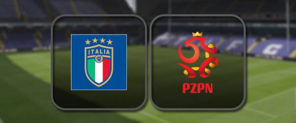 Италия – Польша онлайн трансляция