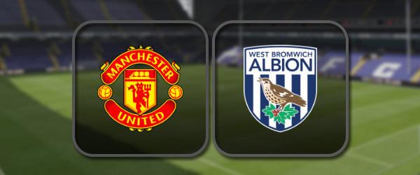 Манчестер Юнайтед - Вест Бромвич: Полный матч и Лучшие моменты