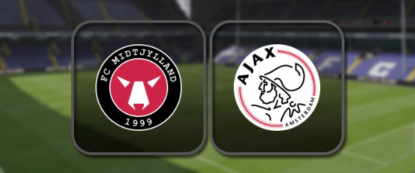 Мидтьюлланд – Аякс: Полный матч и Лучшие моменты